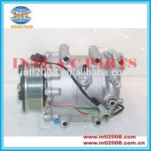 Sanden compressor original trse07 trse09 para honda civic 38800-rsr-e010/38800-rsr-e010-m2/38800- rsra- e020/38800- rsra- e020- m2