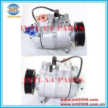 4e0 260 805 ak 4e0 260 805 bc 4e0 260 805 ae 4h0 260 805 f 4471906402 para audi a8 q7 4.0 4.2 v8 tdi denso ar condicionado compressor