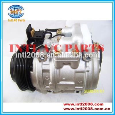 Denso 10pa15c compressor, auto ar condicionado 0002301111 0002302411 0002340611 1021300115 para mercedes- benz eletrônico- classe( w124)