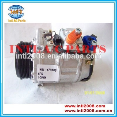 7seu17c compressor, auto ar condicionado 0012301011 0002309111 0012300011 a001230811 para mercedes benz s- classe/c- classe