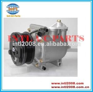 Visteon compressor ac, auto ar condicionado 5w1z19v703aa 2l1z19v703ca ycc165 2002-2005 para ford explorer 4.6l/ford série e