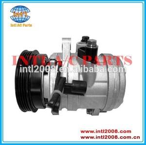 Hcc hs-11 hs11 compressor, auto ar condicionado 9770102000 9770102010 9770102200 9770102300 9770102310 para hyundai amica( mx)