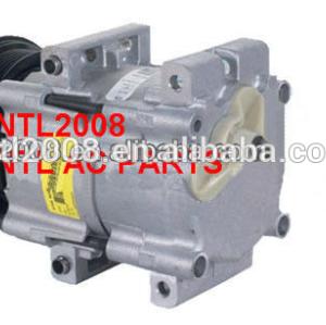 Fs10 6pk com compressor ac, ar condicionado 13 byu- 19d629- aa 4f2h- 19497- aa 95nw- 19d629- ab 97gw-19497-ba para ford