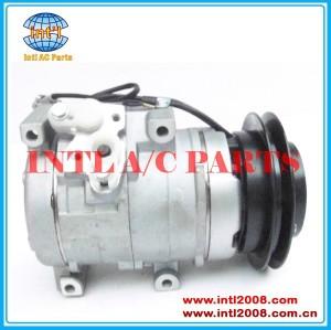 Ac auto denso 10s17c para toyota land cruiser prado lj120 5l-e compressor 2008-2012 88320- 6a091 88410-35410 88515-60190