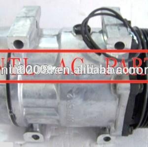 compressor de óleo pag 46 8pk sanden sd7h15 sd709 universal auto compressor ac embreagem w compressor bomba