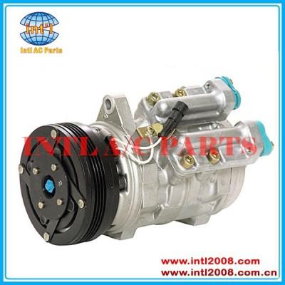 Auto um/c denso 10p15 para fiat palio elx 5p/fim-de-semana 5p stile 1.6 8v 16v 1996-2001 compressor bc447170-6160 bc44710090609c