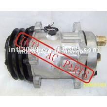 Compressor sd7h15 12v 2ga horz oring 8030 auto ac sanden sd508/510/709 compressor bomba