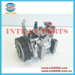 Dkv10r dkv-10r compressor ac 6pk, ar condicionado 73111sc020 z0012269a para subaru impreza/forester 2.5l 2011-2012