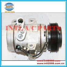 Dks17ds compressor ac 6pk- 118mm, ar condicionado ycc-232/co11297c/co 11297c/7512761/144467nc 08-11 para ford focus 2.0l-l4