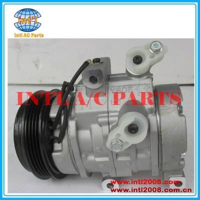 Ac auto ar condicionado compressor para perodua myvi 2005-2015 pemampat/compresor/kompressor