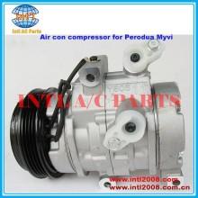 Ac auto compressor de ar- cond para perodua myvi