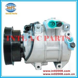 6sbu16/dv13 compressor de ar condicionado para kia spectra 1.6 crdi rio 1.5/cerato 2007- 977012f500 11270-24500 11270-28800 6j181- 0066