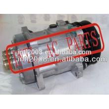 China qualidade superior um/c compressor sd7h15 sd709 sanden ac auto compressor bomba
