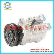 Denso 10p15 10p15c( 9060/9370) compressor de ar condicionado para fiat palio weekend 1.6 16v 1997> 2001 3 r134a ouvidos
