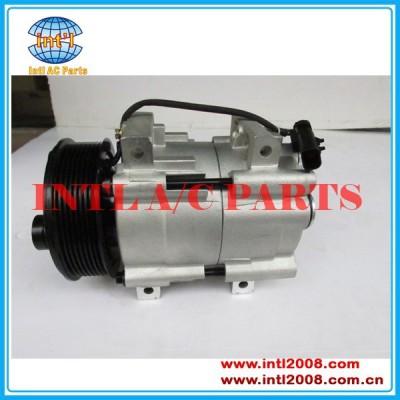 Hs18 hs-18 compressor ac 8pk-120mm, ar condicionado 55111411ac/55111411ad/55111411ag para o rodeio ramcharger/pick- up caminhão 5.9l