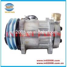 24 v ac auto compressor com a embreagem aa sanden 7h15 sd8126 para universal