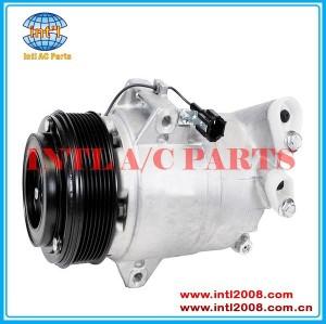 Ac compressor de ar condicionado para nissan pathfinder 4.0l 2005-2012/nv1500 2012-2013 92600-zl90a 92600-zl90b 10865jc co