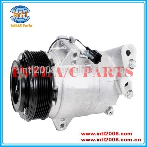 Dks17d para nissan nv1500/pathfinder le/si/sv/xe v6 4.0l 3954cc 2005-2013 compressor 58410 4715013 92600-zl90a 92600-zl90b
