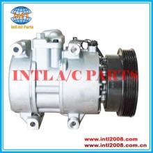 Dv13 compressor ac 5pk- 125mm, ar condicionado 97701- 1g300 para vw touareg( 7la, 7l 6,7l7) 4.2 v8 fsi 06-10