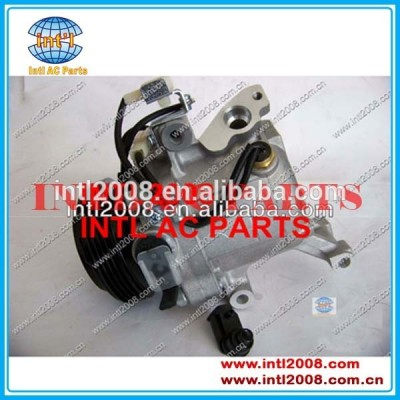 4pk sv07c compressor de ar- cond para perodua myvi 447260-5550 88310-b1070 447260-5550 88310b1070 4472605550