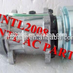 1ga aplicar para caterpillar caso sd7h15 compressor ac/embreagem sanden# 4468,4479,4604,4640