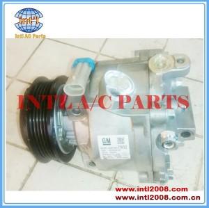 Qs90 auto ar condicionado compressor para 2013 chevrolet onix cobalto spim 1.8 52067902