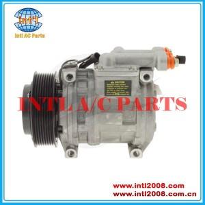 Para a renault trator ares 800 série 915 925 926 935 936 klimakompressor 447200-1600 447170-2900 247300-5510 10327521 7700042614