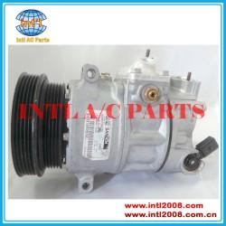 Sanden PXE16 compressor AC PV5 - 127 e 130 mm ar condicionado 1K0820803QX / 1K0820803S / 1K0820803SX / 1K0820808B para VWJetta V / AudI2 5L