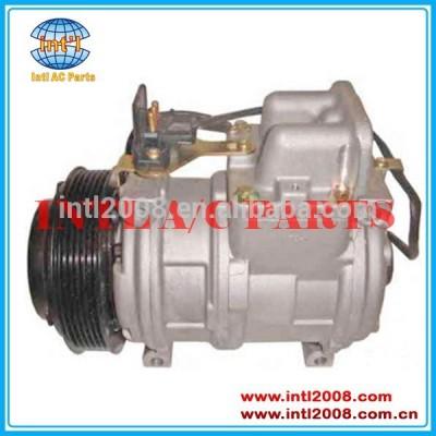 10PA17C para Mercedes-Benz Sprinter S / V-Class W126 R107 A124 R129 W638 1989-2001 compressor 0002340028 000230371187 A00023006118