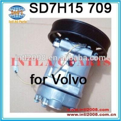 20587125 ac compressor bomba para VOLVOFH 16199308 - SANDEN 7H15 709