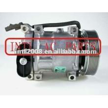 Sanden 55055540 7h15 4692 4832 4337 7pk compressor ac para dodge dakota/ram 1500/2500/3500 pickup truck