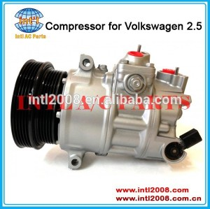 Compressor de ar condicionado bomba para Audi TT / Seat Altea / Skoda Octavia / VW JETTA 2.5L / Touran 2.0 TDI 1K0820803J 447220-9352
