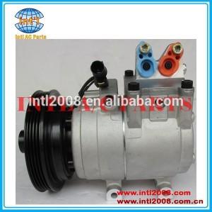977014f100 dh3aa-03 f500-dh3aa-03 um/c compressor assy para hyundai porter 2/starex/libero halla- hcc hs-15