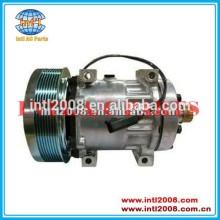 Ac compressor sd7h15hd encaixa sd7h15-6028 sd7h15-6034 sd7h15-8044 sd7h15-8112 sd7h15-8176 caminhão