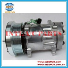Sanden 7h15 7h15hd para caso caterpilla/agricultura compresor/compressor/kompressor 1149676 1769676 2180234 6511269 7511269