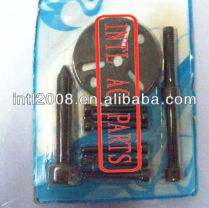 Automotive ac compressor clutch hub puller installer kit /Deluxe Clutch Hub Installer Puller Kit FAST DELIVERY & MASS STOCK