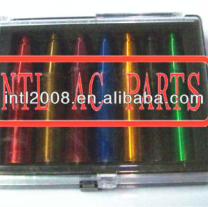 Automotive ac compressor Shaft Seals Installer Kit Tool DIFFERENT SIZES for ALL SHAFT SEALS inclusive of DKS32 BUS