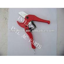 universal ac auto mangueira repaire ferramentas de pvc mangueira cortador de tubulação de mangueira cortador cortador de mangueira
