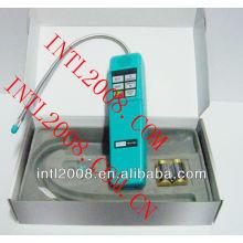 freon refrigerante halogênio vazamento de gás detector de fuga r134a r134 hvac ferramenta de sensibilidade