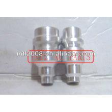 Universal r134a assento de válvula para auto ar condicionado/r134a valvula de de asiento