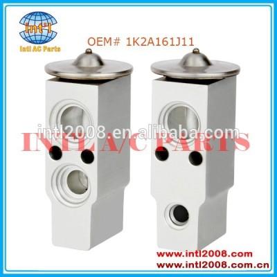 Válvula de expansão 1K2A1-61-J11 ar condicionado usado para Kia Sephia 2000 Spectra 1998-2001 OEM # 1K2A161J11 EX10123C