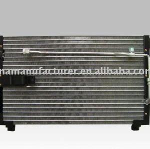 Auto condensador/ condensador do carro/ refrigeração do condensador