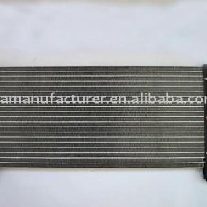Carro ac condensador/ auto condensador/ auto condensador do ar condicionado