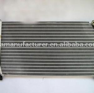 Carro ac condensador/ auto condensador/ condensador de ar condicionado