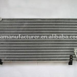 A / C condensador / carro condensador / auto ac condensador / NISSAN U13 condensador