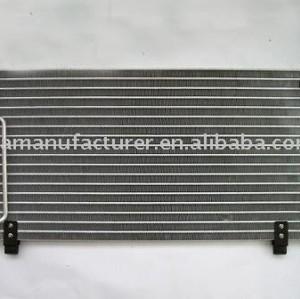 Refrigeração do condensador/ auto condensador/ condensador do carro/ condensador da ca