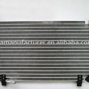 Refrigeração do condensador/ condensador do carro/ condensador auto
