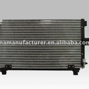 Refrigeração do condensador/ auto condensador/ condensador do carro/ pick up do condensador