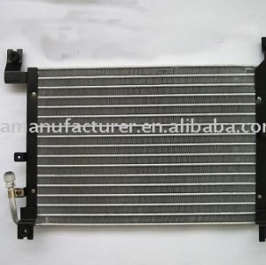 Refrigeração do condensador/ auto condensador do ar condicionado