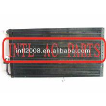ac auto condensadores de refrigeração uso universal serpentina do condensador de alumínio 12x23x22mm